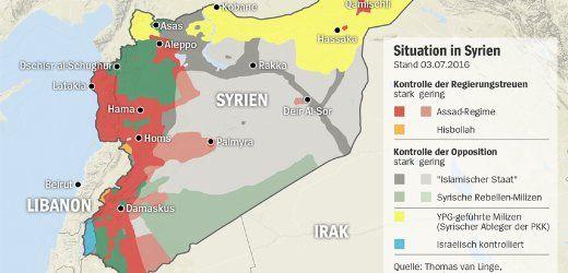 Aleppo: SyriensSchicksal liegt in Wladimir Putins Hand - SPIEGEL ONLINE