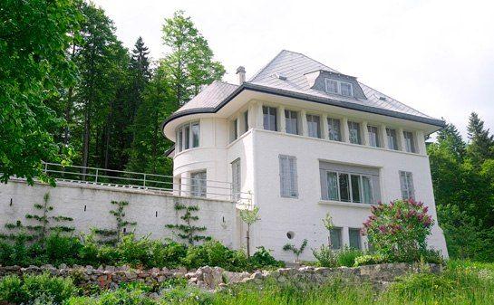 Le Corbusier's La Maison Blanche