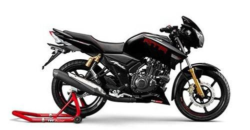 Tvs Apache Rtr 180 Abs 2019 Price In India 95 640 Ex