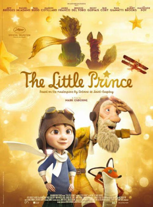 Cinema Bientot Le Petit Prince The Little Prince Movie The Little Prince Animated Movies