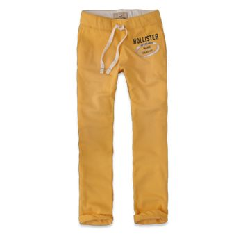 Hollister Slim Straight Sweatpants
