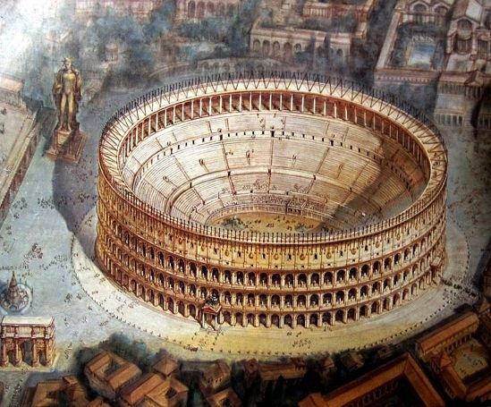 Colosseum Facts Colosseum Rome Ancient Rome Roman History