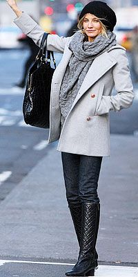 perfect winter style