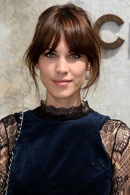 Alexa Chung Hair And Hairstyles Inspiration - Photos (Vogue.com UK)