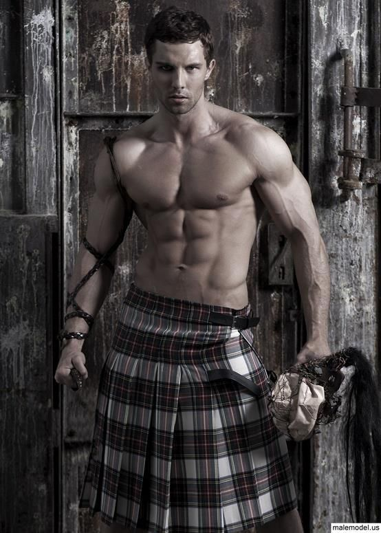 ☻sexy in a kilt