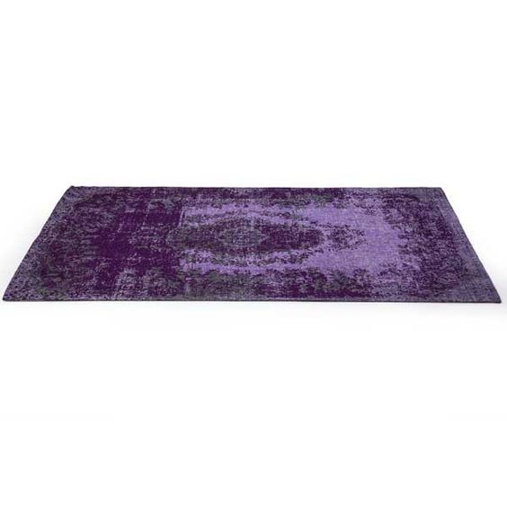 alfombra Kelim Pop purple | Tiendas On