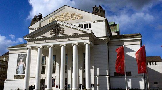 Theater Duisburg: Tag des offenen Denkmals zum Saisonstart