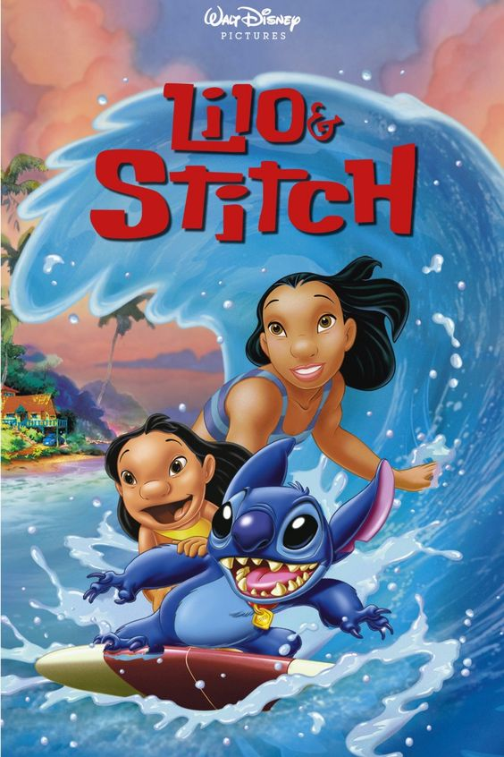 The girls will have a laugh attack watching the grand adventures of Lilo & Stitch ($20) while learning the power of loyalty and friendship.: