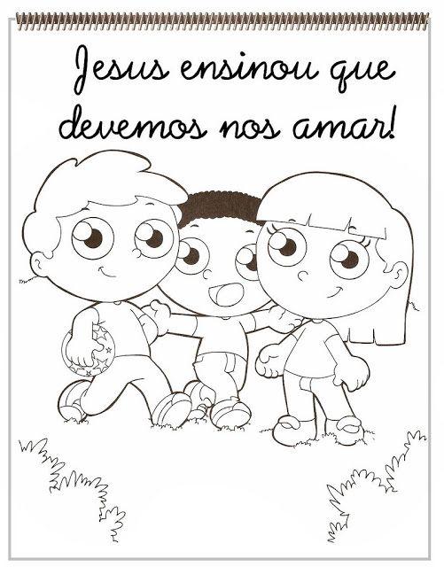 Pin De Nilzete Barreto Em Pinterest Atividades Com Imagens Desenhos Biblicos Infantil Atividades Biblicas Para Criancas Atividades Biblicas Infantil