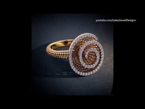 Stylish Gold Rings Designs Youtube Gold Ring Designs Latest Gold Ring Designs Gold Jewelry Fashion