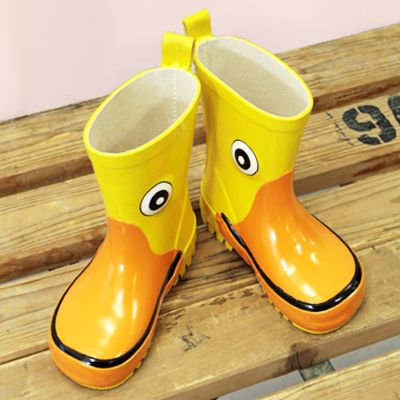 Duck Rain Boots - Cr Boot