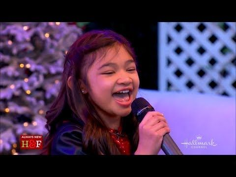 Fifth Harmony All I Want For Christmas Is You Youtube Agt Winner Angelica Old Singers