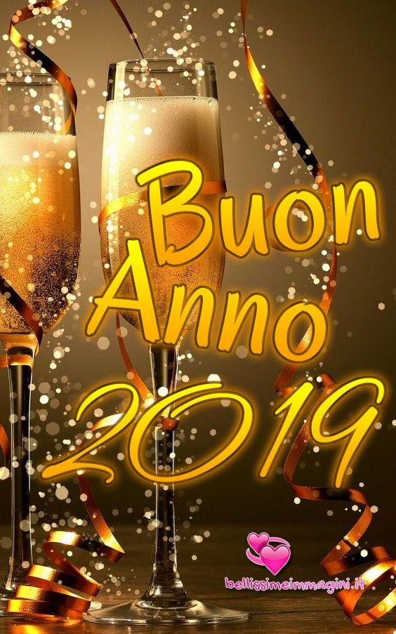 Buon Anno 2019 Immagini Da Mandare Su Whatsapp New Year Wishes Italian Memes Happy New Year