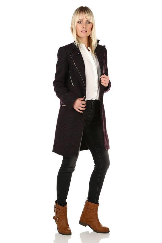 Manteau Avec Zips - BEST MOUNTAIN