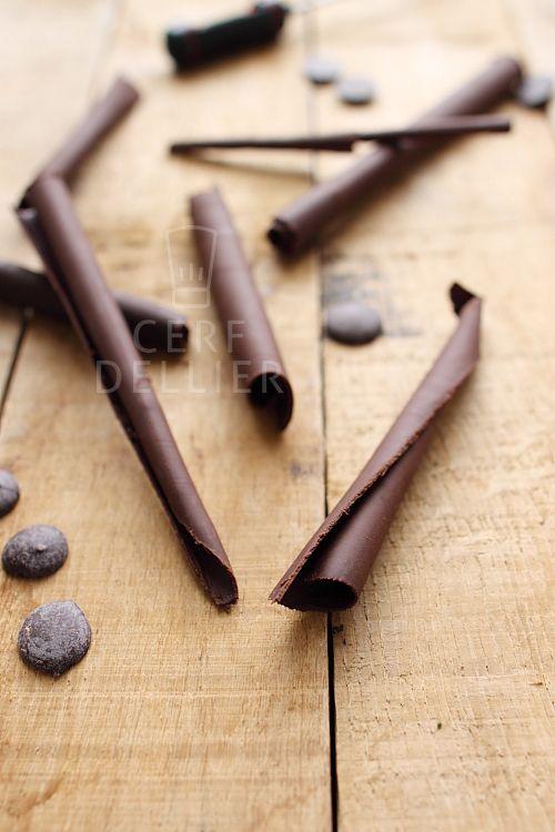 Les d corations en chocolat cerfdellier le blog cap for Decoration en chocolat