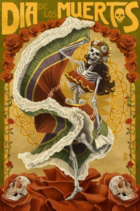 Dio de los muertos: