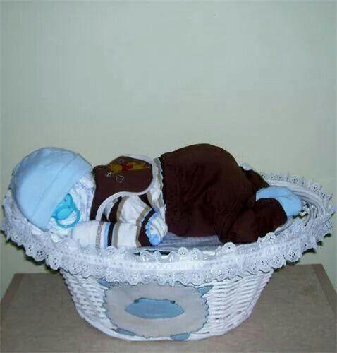 Baby Shower... Regalos en formas