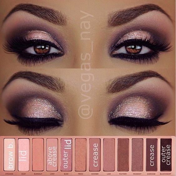 Tutorial Tuesday Getting The Perfect Eyes With Naked -1402