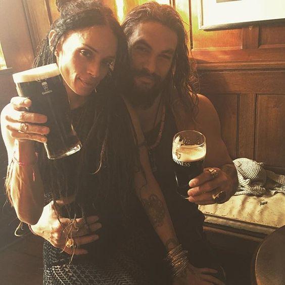 Life goals.  Find a goddess who drinks Guinness  Make babies  Live ALOHA