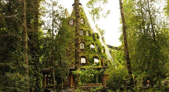 Hotel Montaña Mágica en Huilo Huilo | RedHotelera.cl