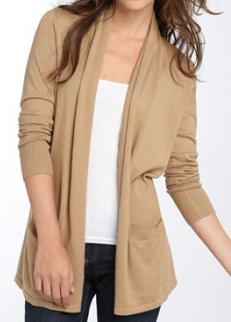 this would be a great piece for fall, instead of a blazer