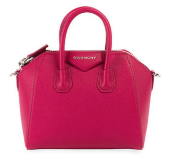 Hot pink Givenchy satchel