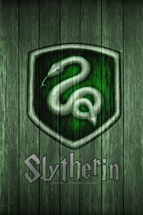 Slytherin 3/4 MATCH Pinterest Slytherin