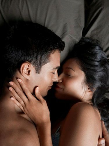 What Women Really Want In Bed Cute Couples Kissing Romantic