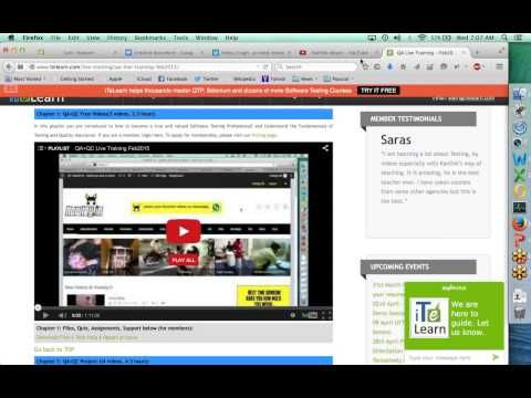 36 best Software Testing Training Images - ITeLearn images on - software testing resume