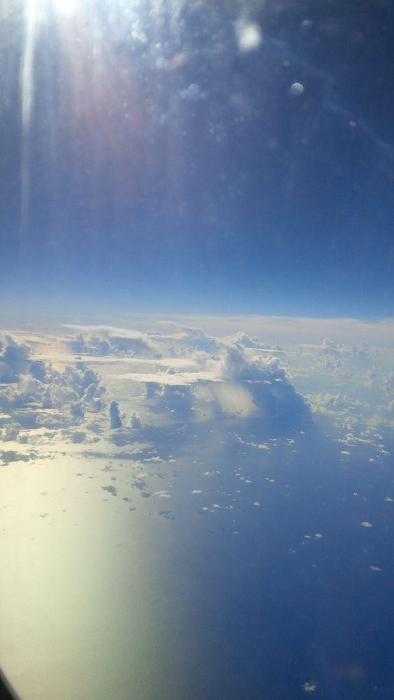 sobre el atlantico