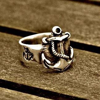 Anchor ring.