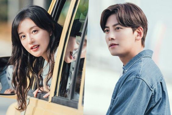 """Kim Ji Won And Ji Chang Wook Share A Fated 1st Encounter In """"Lovestruck In The City"""""""