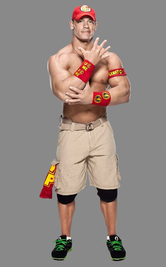 http://m.eonline.com/shows/total_divas/photos/13652/the-hottest-wwe-superstars John Cena has been referred to as the face of the WWE and has reigned as WWE Champion (among other titles) countless times. He's one of the most famous professional wrestlers in the world, in addition to being Nikki Bella's boyfriend.