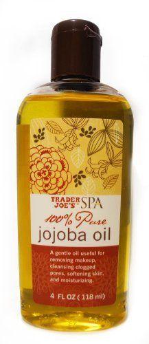 Trader Joeu0026#39;s 100% Pure Jojoba Oil I Use It As Makeup Remover. Inexpensive Natural Works ...