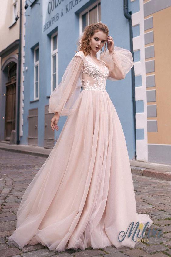 Courtesy of Milva Wedding Dresses