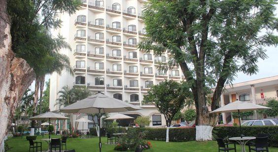 HOTEL|メキシコ・グアダラハラのホテル>ショッピングセンターGran Plazaのすぐそばに位置>オテル マリブ(Hotel Malibu)