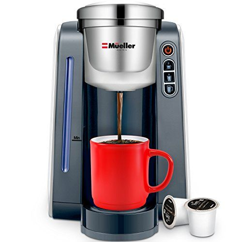 Mueller Ultima Single Serve K Cup Coffee Maker Coffee Machine