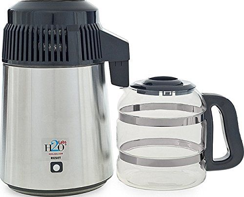 5 Best Water Distillers Plus 2 To Avoid 2020 Buyers Guide Freshnss Glass Carafe Water Distillers Countertop Water Filter