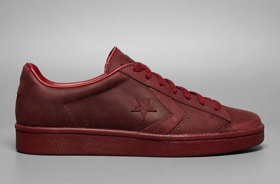 CONVERSE PRO LEATHER OX  Premium Oiled Leather: