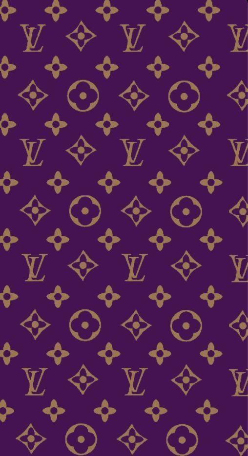Purple Lv Wallpapaer Purple Wallpaper Iphone Louis Vuitton Iphone Wallpaper Dark Purple Aesthetic