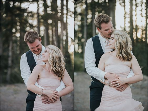 Megan & Joel // Lake Louise Wedding // Sherwood Park & Edmonton Wedding Photographer » Kristilee Parish Photography Blog