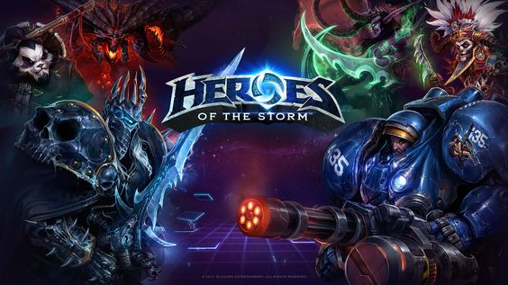 Heroes of the Storm official release date confirmed #HeroesOfTheStorm #blizzard #warcraft #starcraft #diablo #pc #moba #gaming #news #vgchest