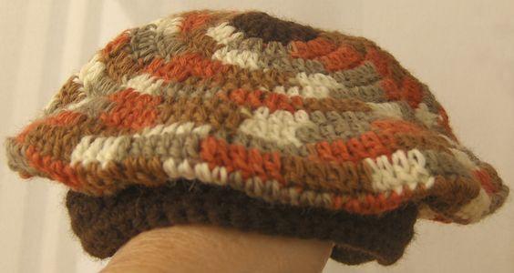 Baby Cap (coleção Outono/Inverno)