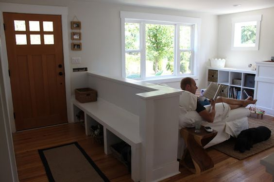 Growing Sound Roots: Boring Living Room to Bright Airy and Organized Living Space (with a bonus separate entry!)
