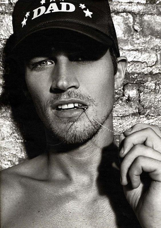 James Penfold.....Los más codiciados modelos masculinos