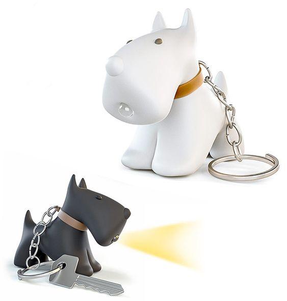 Um terrier para ajudar você vê na parte inferior do que o saco enorme confuso de seu. | 30 Ingeniously Designed Versions Of Everyday Products