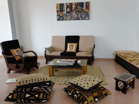 de salon à lafricaine - Recherche Google  décoration africaine ...