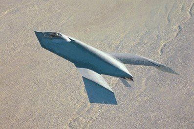 Boeing unveils secret stealth test plane - Images
