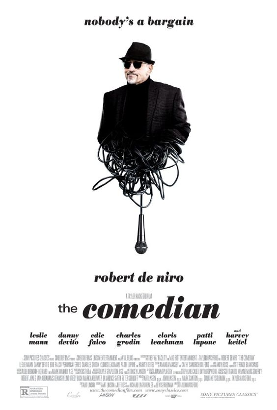 The Comedian (BluRay)