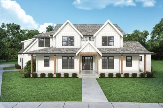 38+ Eplans modern farmhouse inspiration